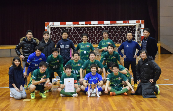 JFA第24回全日本フットサル選手権大会四国大会