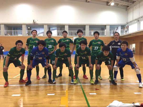 SuperSports XEBIO 四国フットサルリーグ2018 第2節 『東温K-Luz』戦