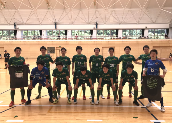 SuperSports XEBIO 四国フットサルリーグ2018 第4節 『LuchaBrillo』戦