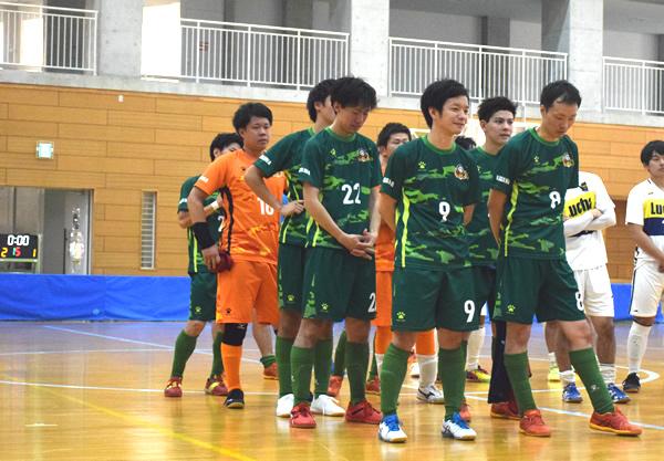 JFA第24回全日本フットサル選手権 香川県大会 決勝 『LuchaBrillo』戦