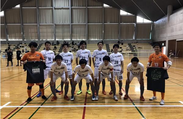 SuperSports XEBIO 四国フットサルリーグ2018 第10節 『LuchaBrillo』戦