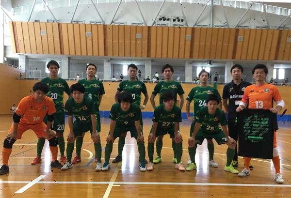 SuperSports XEBIO 四国フットサルリーグ2019 第5節『カルビッチ愛媛』戦