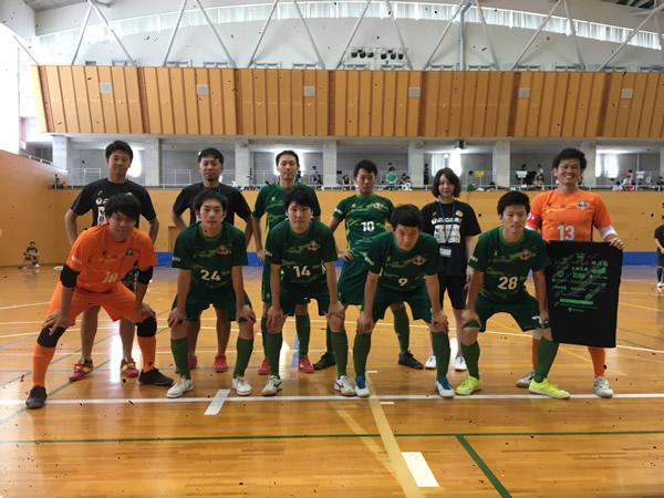 SuperSports XEBIO 四国フットサルリーグ2019 第6節『ハイスタフットサルクラブ』戦