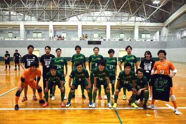 SuperSports XEBIO 四国フットサルリーグ2019 第7節『東温K-LUZ』戦