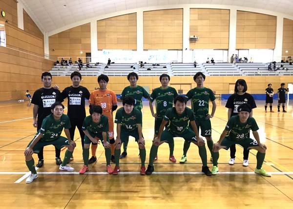 SuperSports XEBIO 四国フットサルリーグ2019 第9節『FC STORY Tokushima』戦