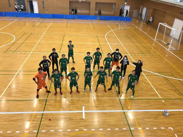 JFA 第26回全日本フットサル選手権大会 香川県大会 決勝『Lucha Futsal Club/KAGAWA』戦