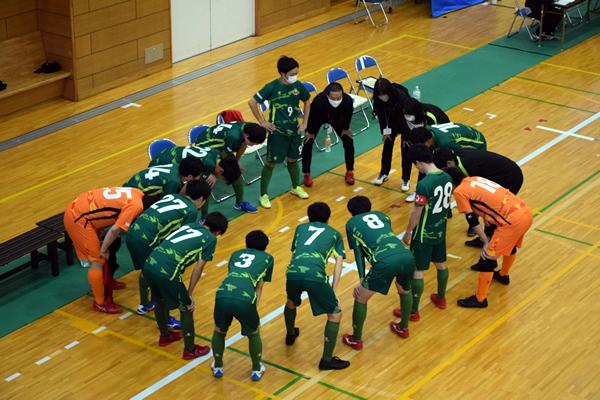 第26回全日本フットサル選手権大会 香川県大会 決勝『Lucha Futsal Club/KAGAWAJFA』戦