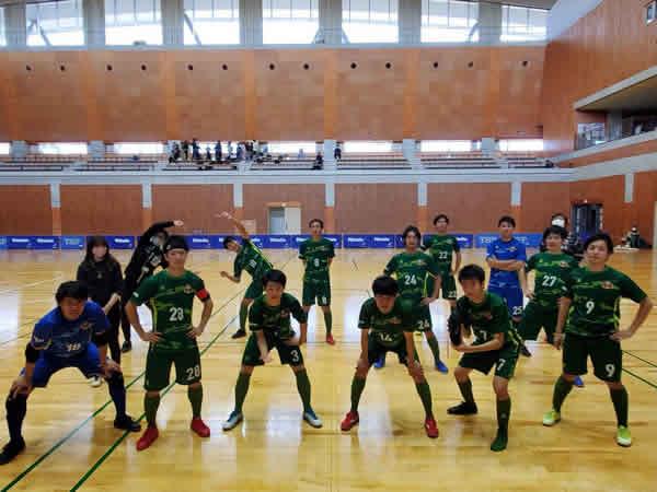 四国フットサルリーグ2020 第4節『EL BLANCO KOCHI FUTSAL CLUB』戦