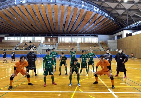 JFA 第26回全日本フットサル選手権大会 四国大会 準々決勝『CONCORDE』戦