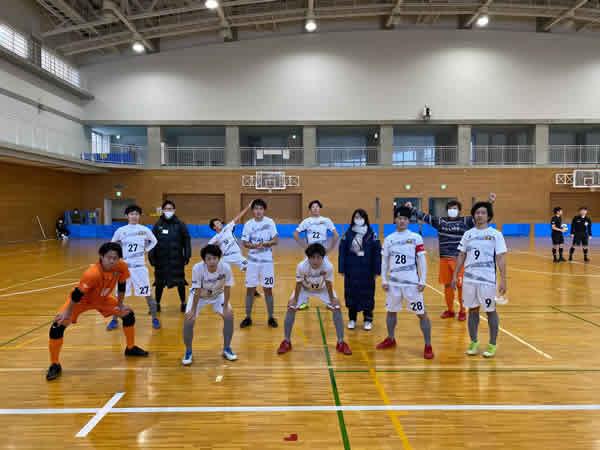 四国フットサルリーグ2020 第6節『カレビッチ愛媛フットサルクラブ』