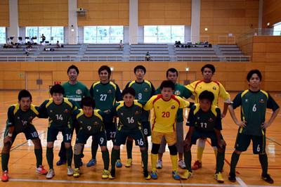 2014四国フットサルリーグ第6節