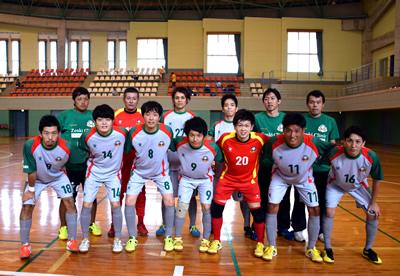 2014四国フットサルリーグ第7節