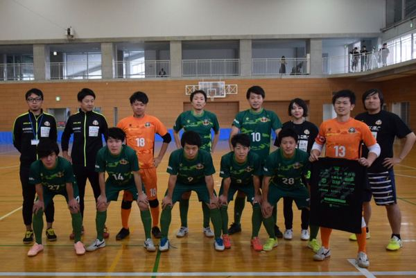 SuperSports XEBIO 四国フットサルリーグ2019 第二節『FC STORY』戦