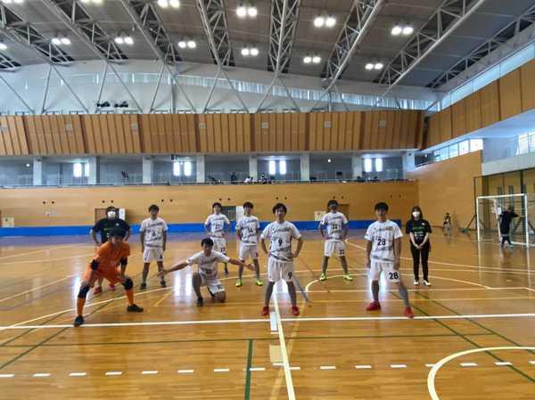 四国フットサルリーグ2021 第1節『EL BLANCO KOCHI FUTSAL CLUB』 width=